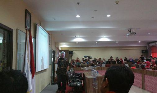 IAIN Langsa Kirimkan Delegasi Ikuti Workshop SAPTO