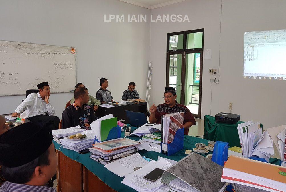 LPM Simulasikan Asesmen Akreditasi pada Prodi HTN